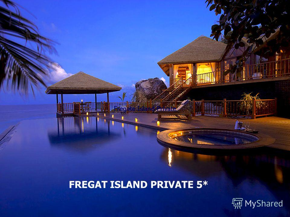 Fregate Island Private FREGAT ISLAND PRIVATE 5*