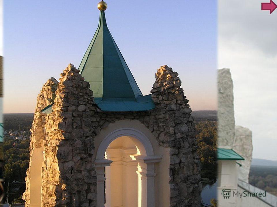 В монастырский комплекс входит также часовня Андрея Первозванного, которая находится рядом с церковью Николая Чудотворца. Именно об этом месте святитель Филарет сказал: