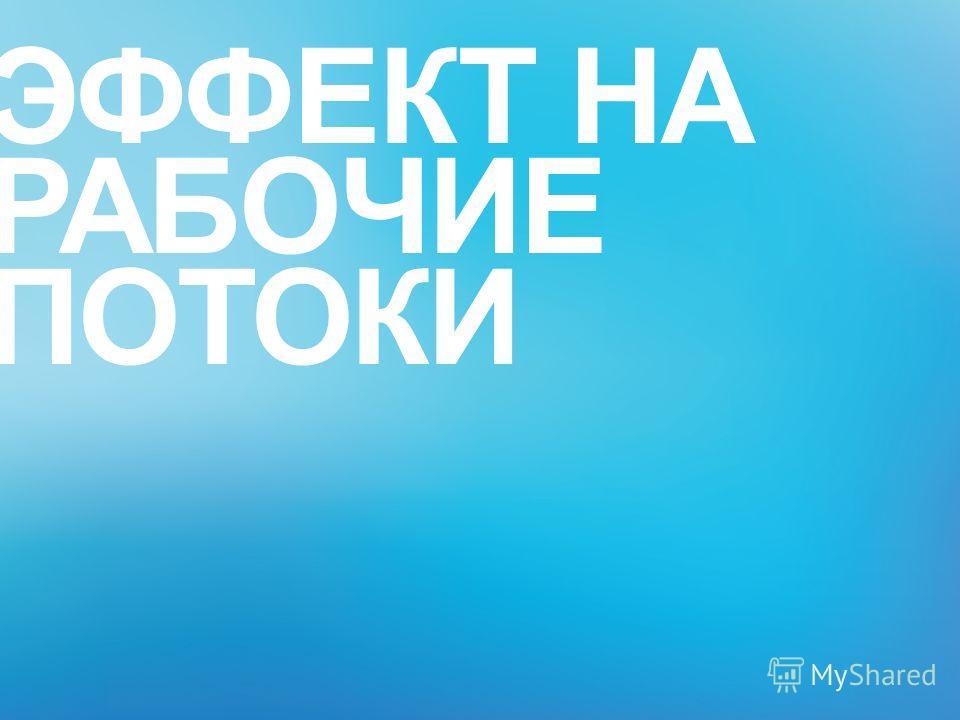 FIXED INCOME // ЭФФЕКТ НА РАБОЧИЕ ПОТОКИ