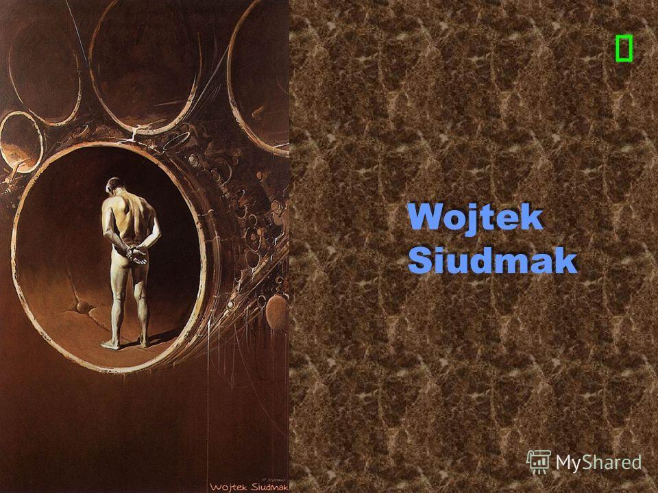 В работах Войтека Сьюдмака присутствует невероятное мастерство передачи иллюзии трехмерного пространства, чувствительность к свету и тени, и способность использовать как линейную так и пространственную перспективу. Его работы были замечены во всем ми