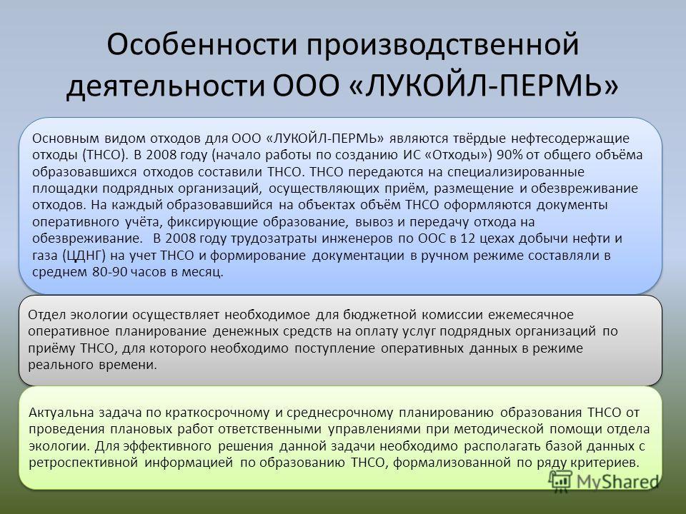 ПАО «ЛУКОЙЛ» - Зеленые новости ЛУКОЙЛа