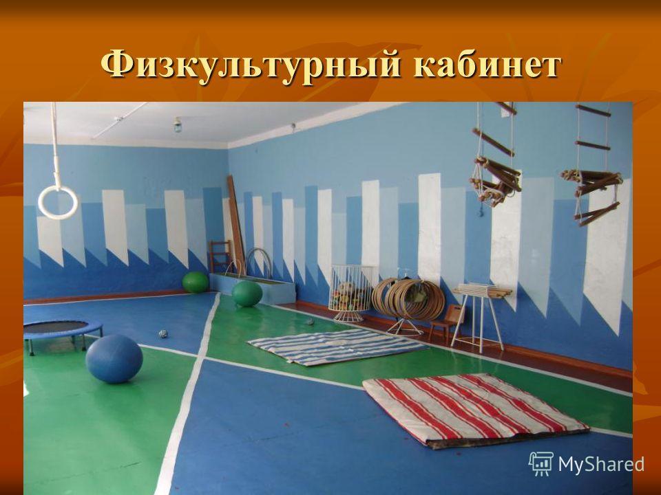 Физкультурный кабинет