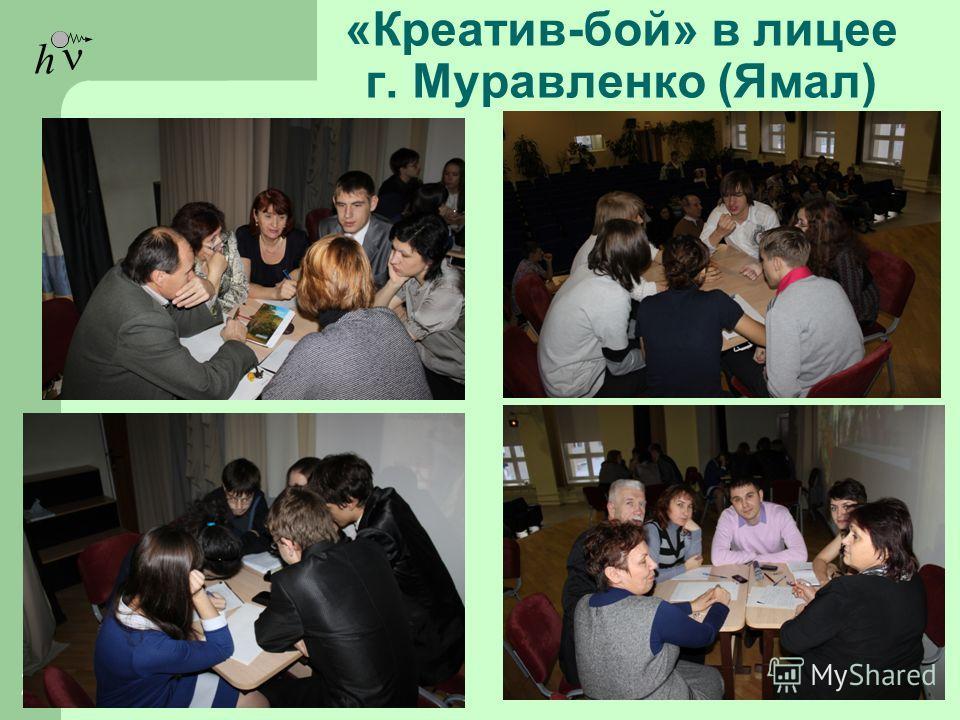 h «Креатив-бой» в лицее г. Муравленко (Ямал) 28