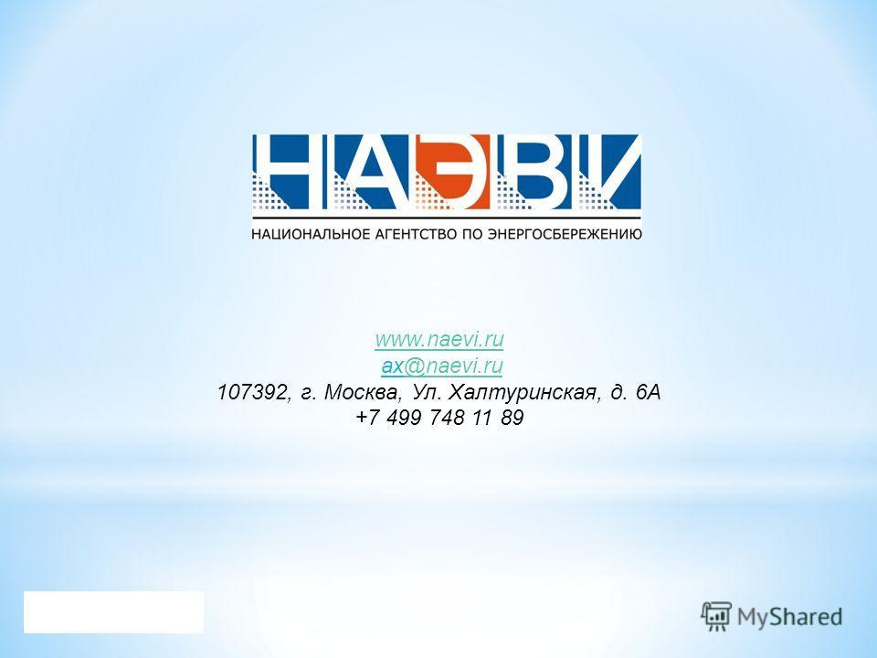 www.naevi.ru ax@naevi.ru@naevi.ru 107392, г. Москва, Ул. Халтуринская, д. 6А +7 499 748 11 89