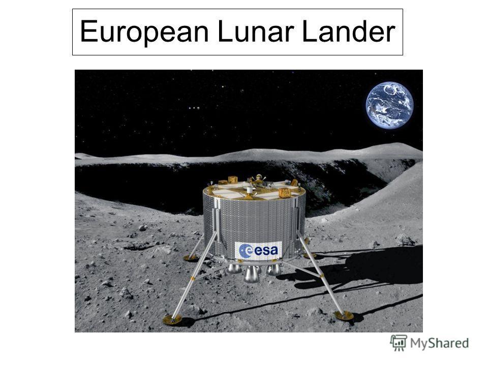 European Lunar Lander