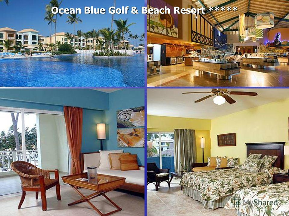 Ocean Blue Golf & Beach Resort *****