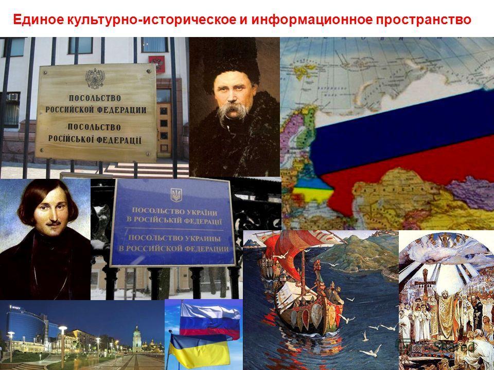 Единое культурно-историческое и информационное пространство