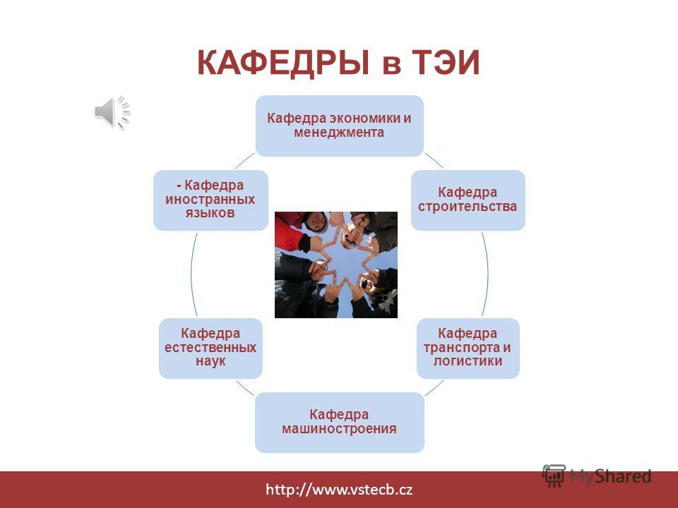 Учебная программа МАШИНОСТРОЕНИЕ http://www.vstecb.cz