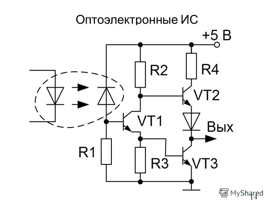 Оптоэлектронные ИС 14