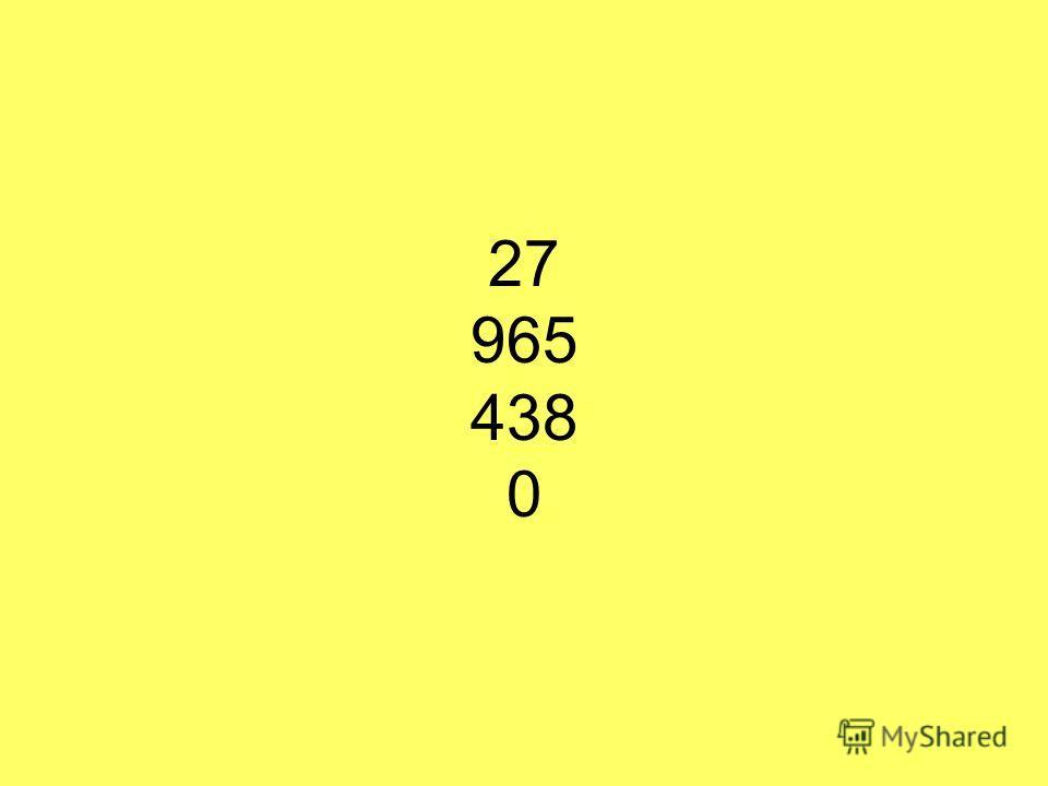 27 965 438 0