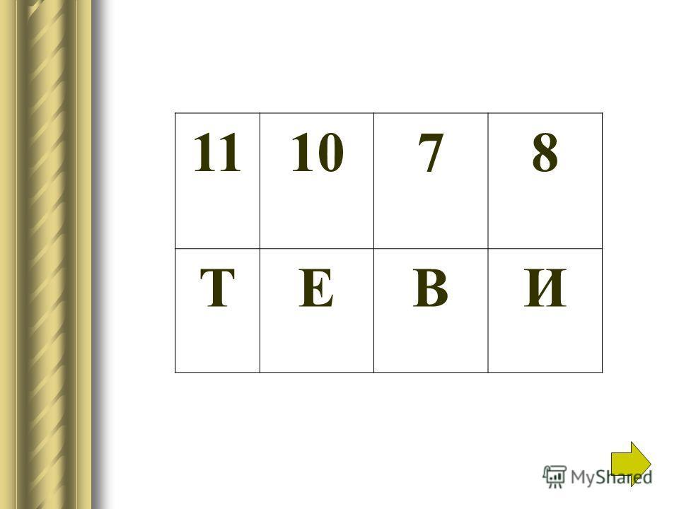 111078 ТЕВИ