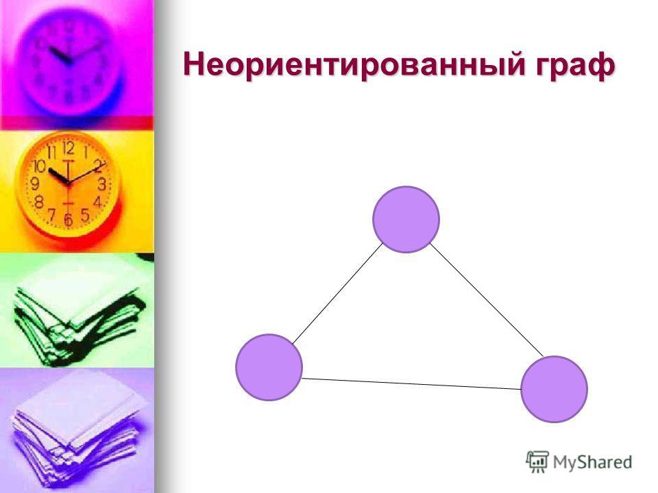 Неориентированный граф