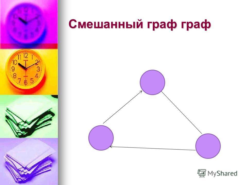 Смешанный граф граф