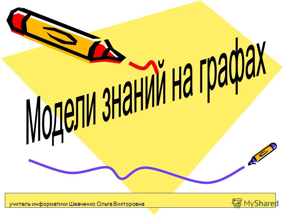 учитель информатики Шевченко Ольга Викторовна