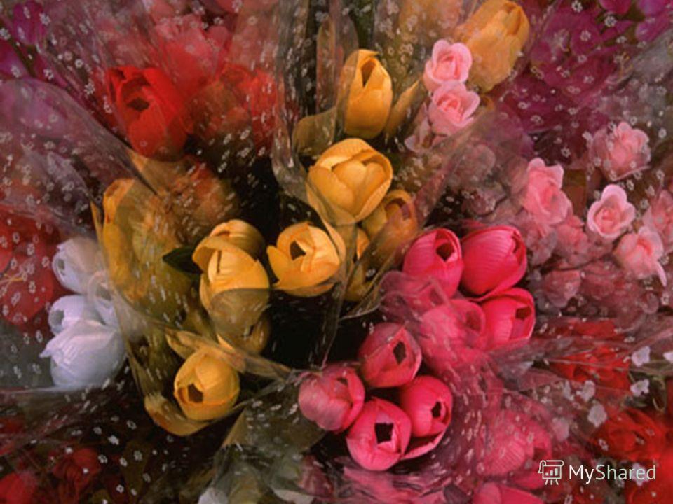 Цветут цветы …