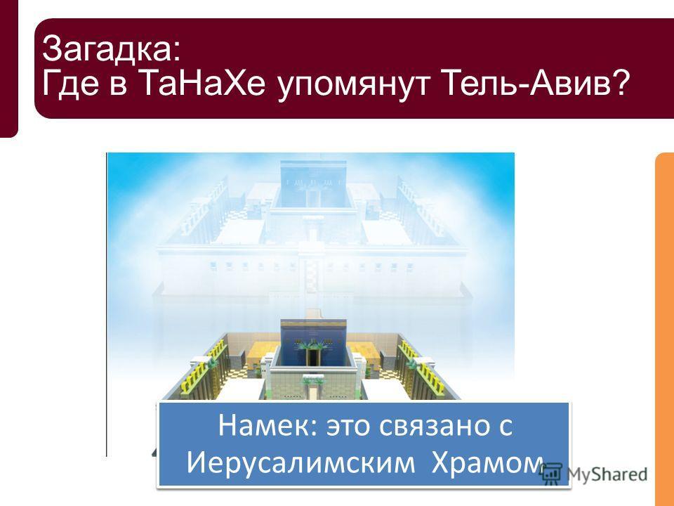 Траурные дни: Учение о Храме