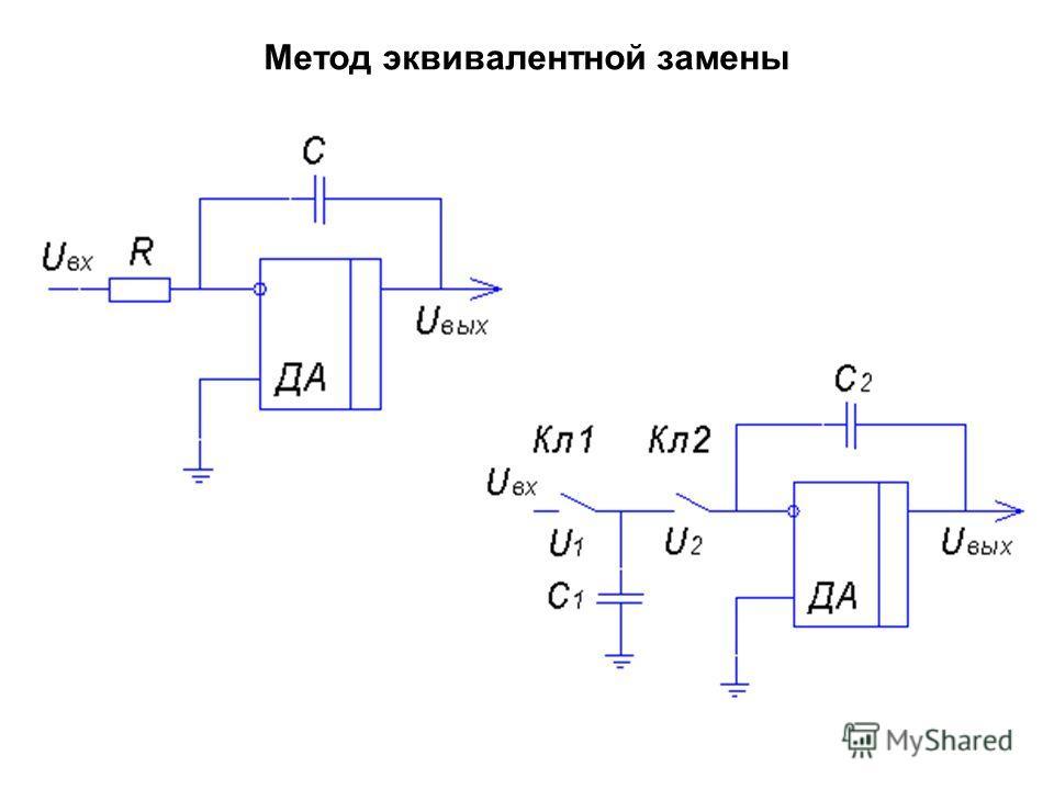 Метод эквивалентной замены