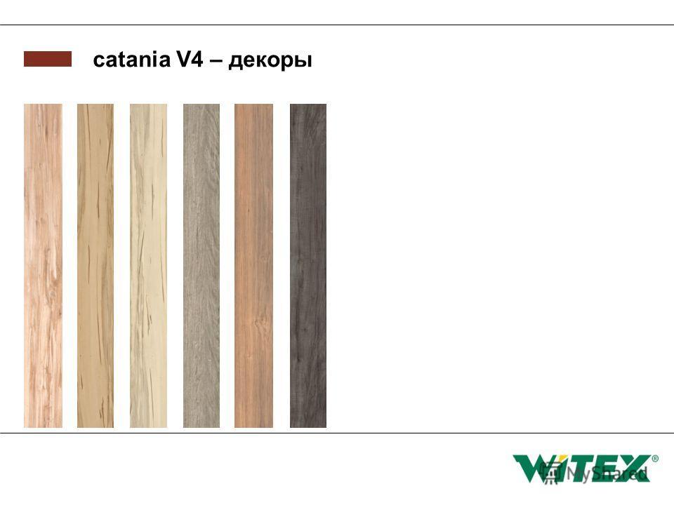 catania V4 – декоры