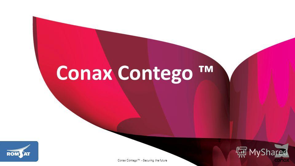 Conax Contego Conax Contego - Securing the future