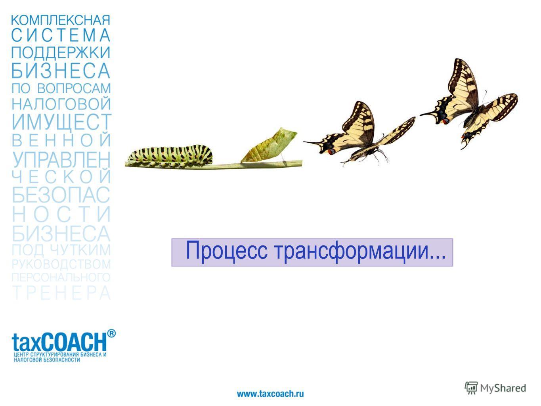 Процесс трансформации...