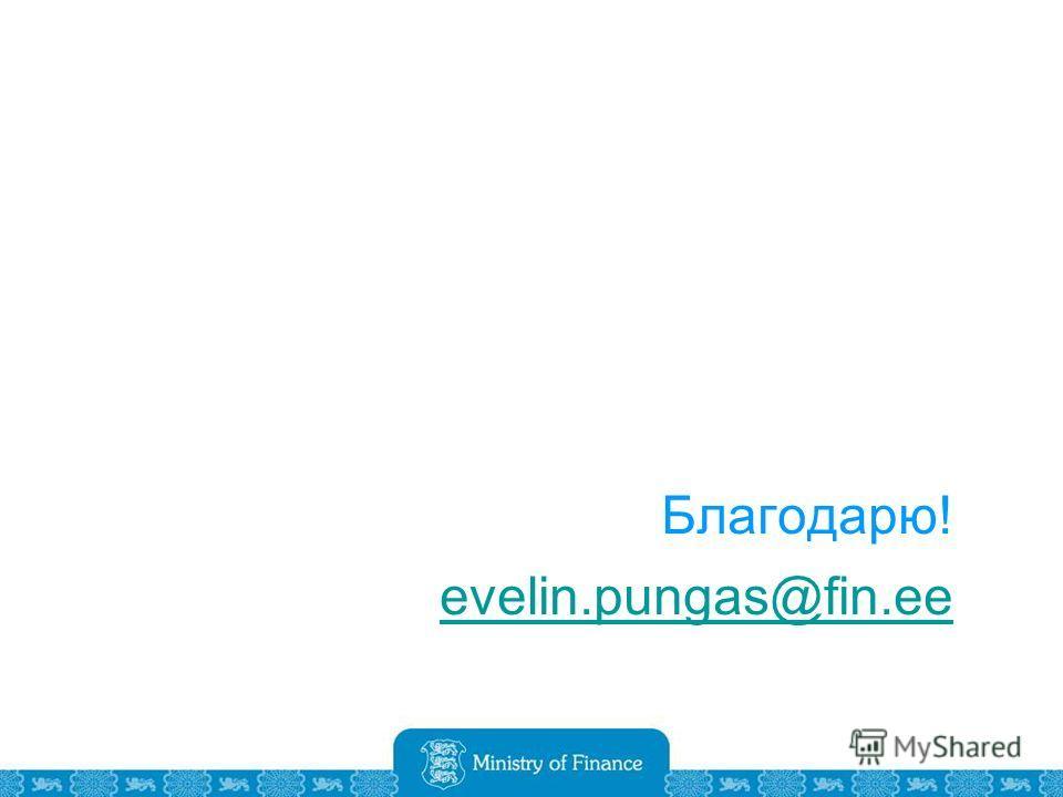 Благодарю! evelin.pungas@fin.ee evelin.pungas@fin.ee