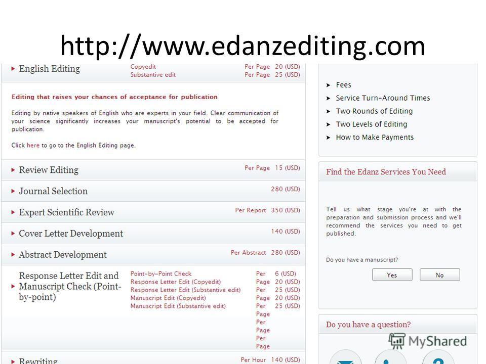 http://www.edanzediting.com