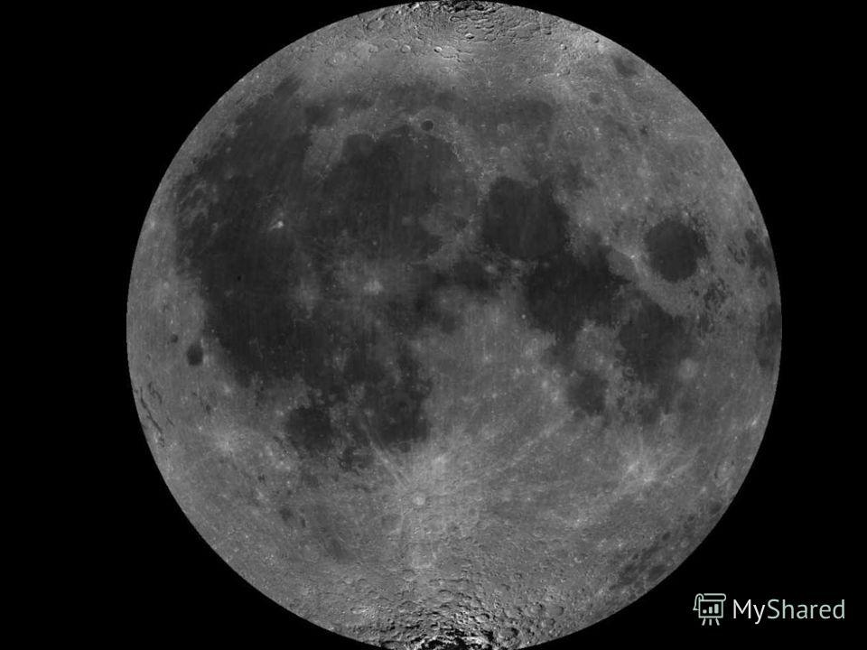 Луна - снимок