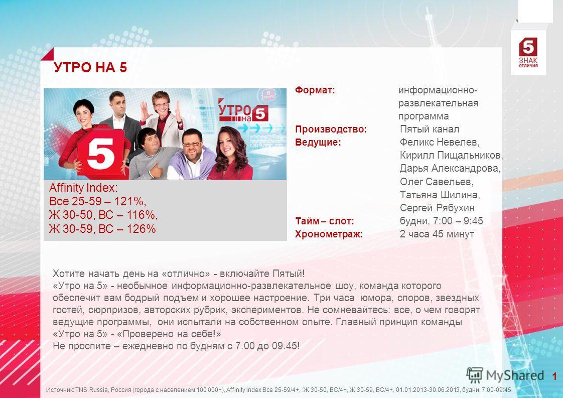 РУБРИКА «ДАЙ ЛАПУ!» ПЯТЫЙ КАНАЛ © Август 2013 г. «УТРО НА 5»