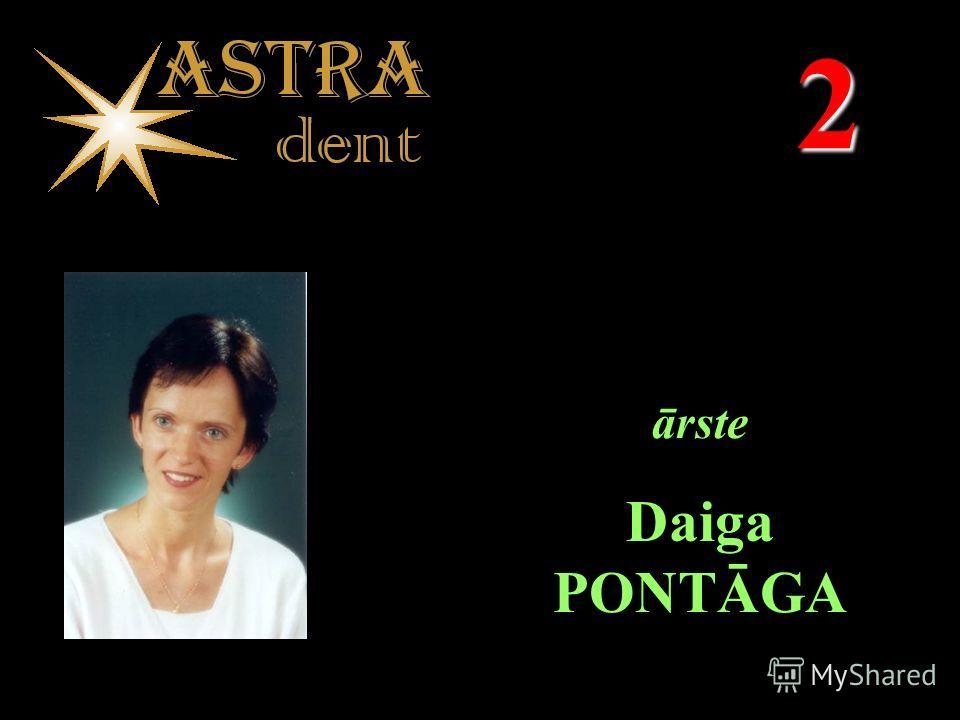 2 ārste Daiga PONTĀGA