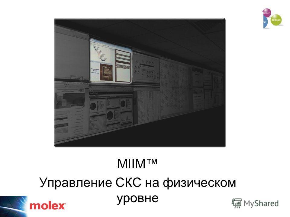 MIIM Управление СКС на физическом уровне