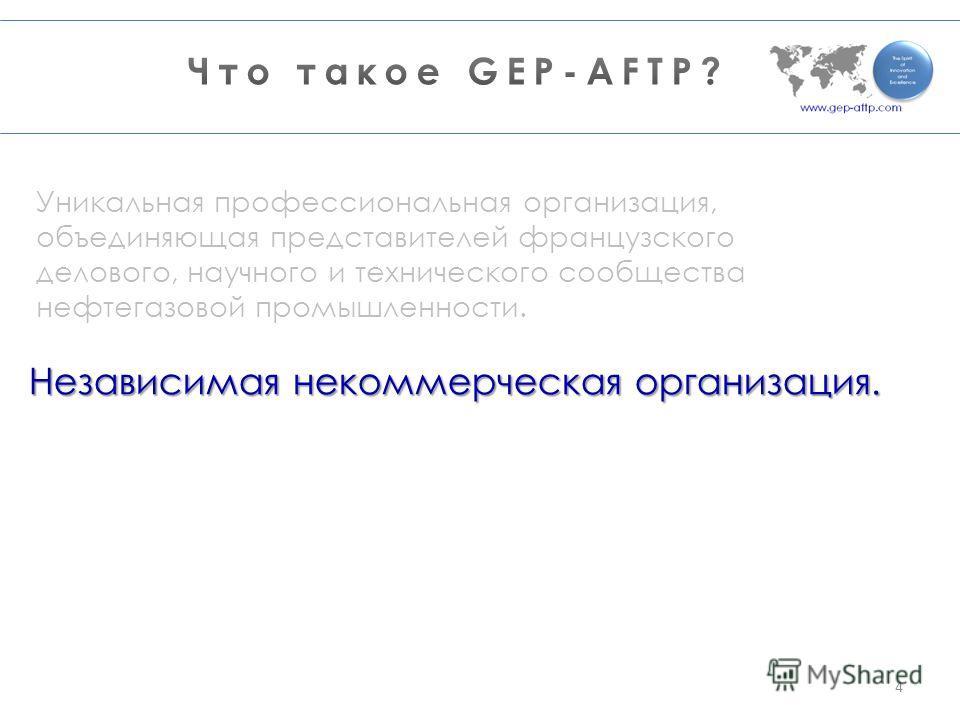 Независимая некоммерческая организация. 4