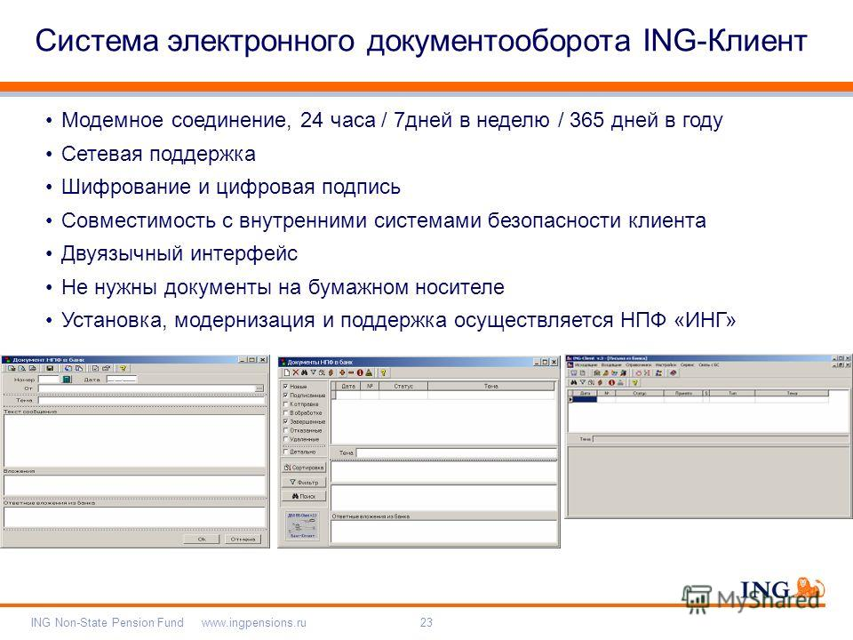 Do not put content on the brand signature area Orange RGB= 255,102,000 Light blue RGB= 180,195,225 Dark blue RGB= 000,000,102 Grey RGB= 150,150,150 ING colour balance Guideline www.ing-presentations.intranet ING Non-State Pension Fund www.ingpensions