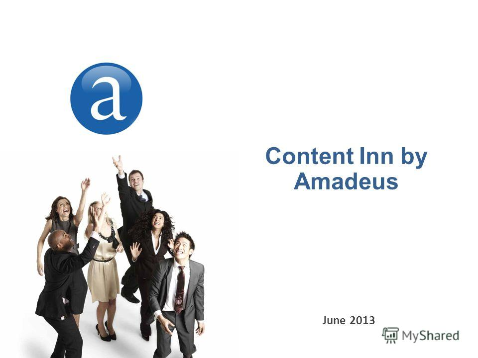 Content Inn by Amadeus June 2013