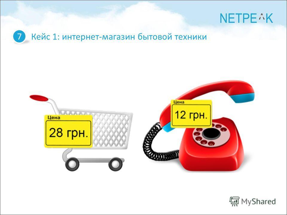 Кейс 1: интернет-магазин бытовой техники 7