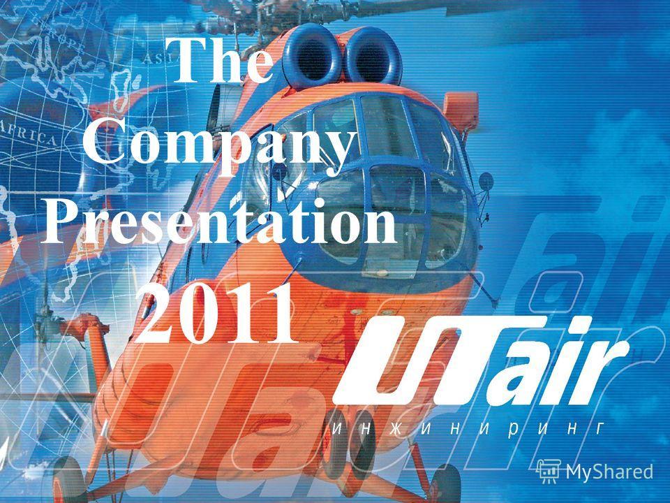 The Company Presentation February, 2011 The Company Presentation 2011