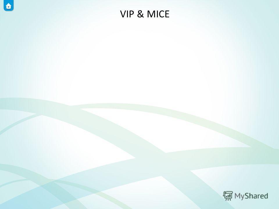 VIP & MICE