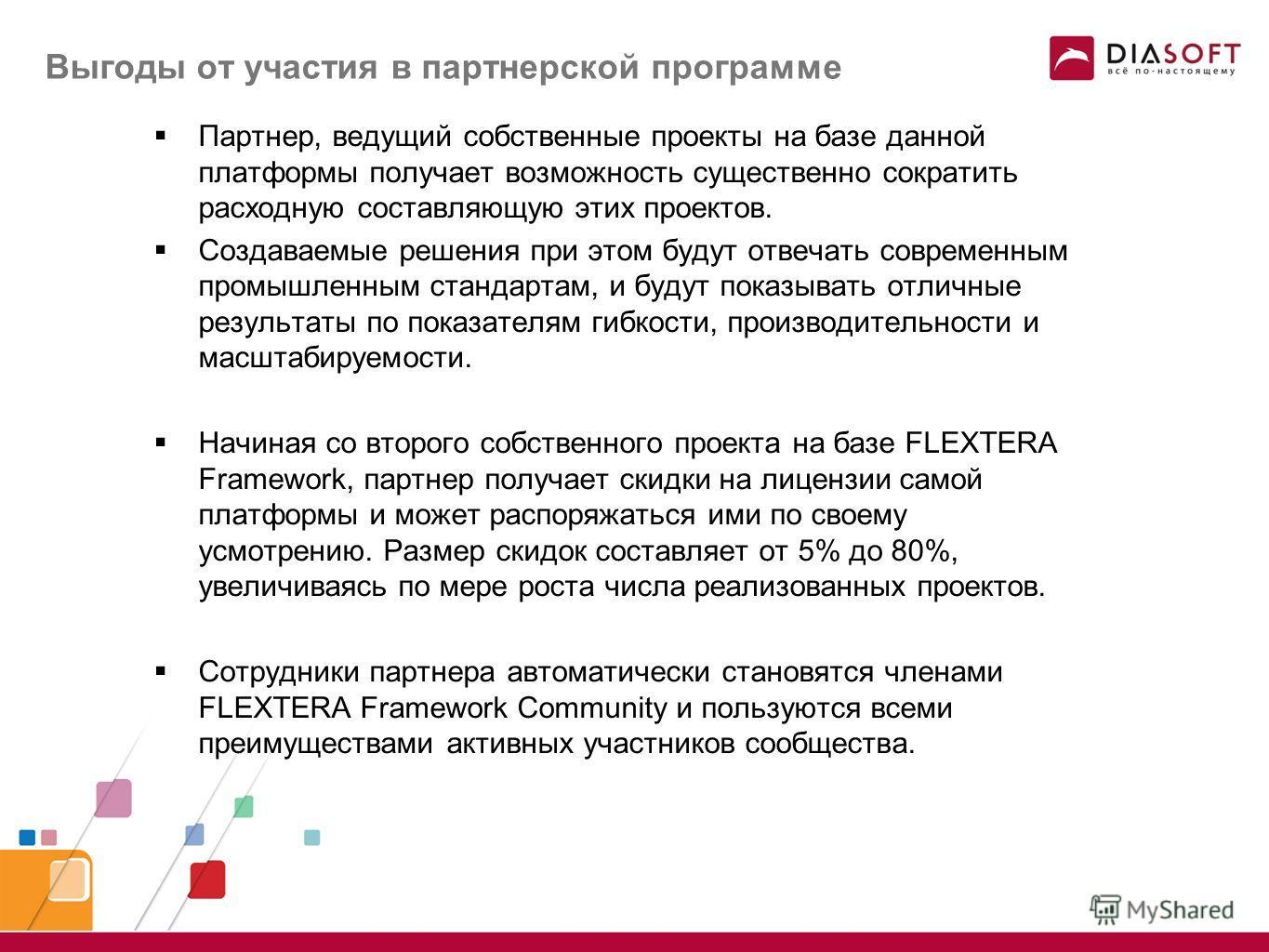 Состав банковского решения FLEXTERA