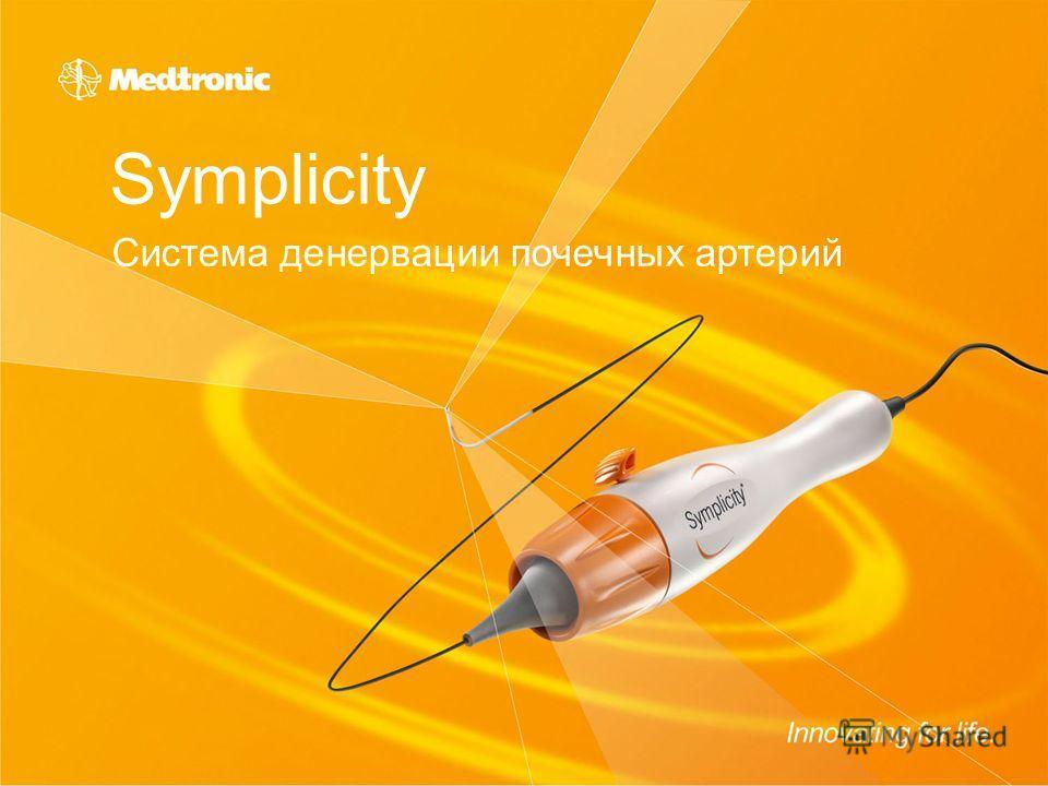 Symplicity Система денервации почечных артерий
