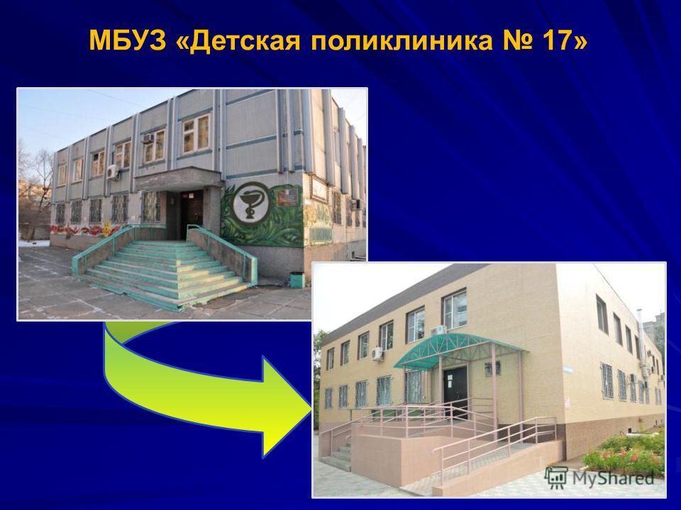 МБУЗ «Детская поликлиника 17»