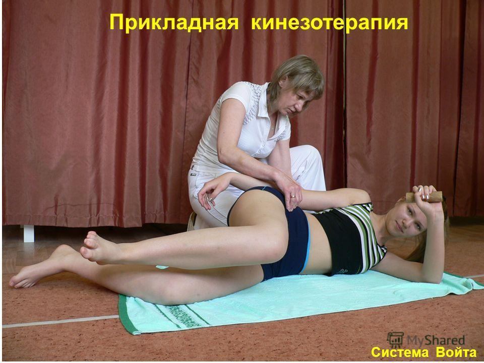 Прикладная кинезотерапия Система Войта