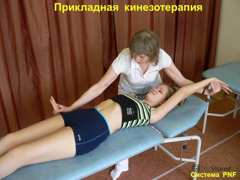 Прикладная кинезотерапия Система PNF