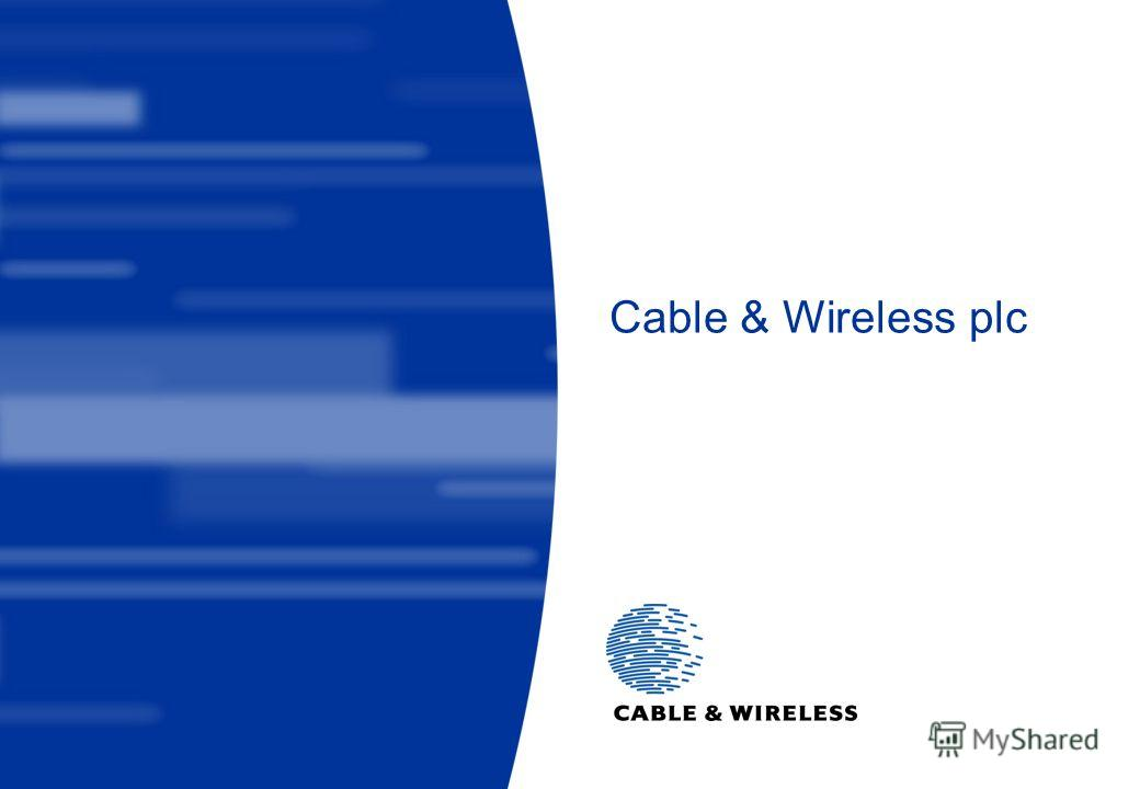 Cable & Wireless plc