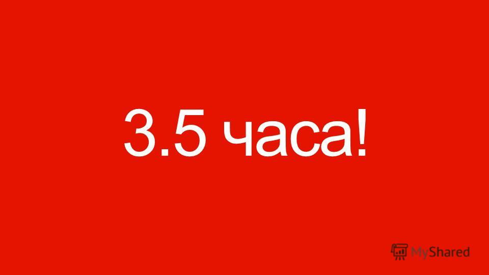 Windows Phone 3.5 часа!
