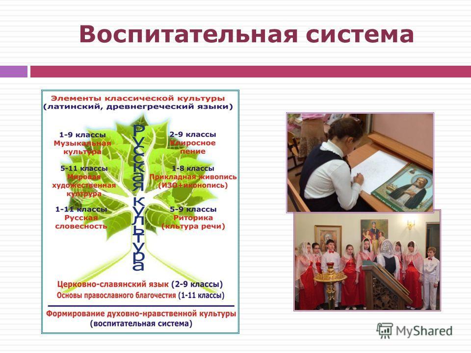 Воспитательная система