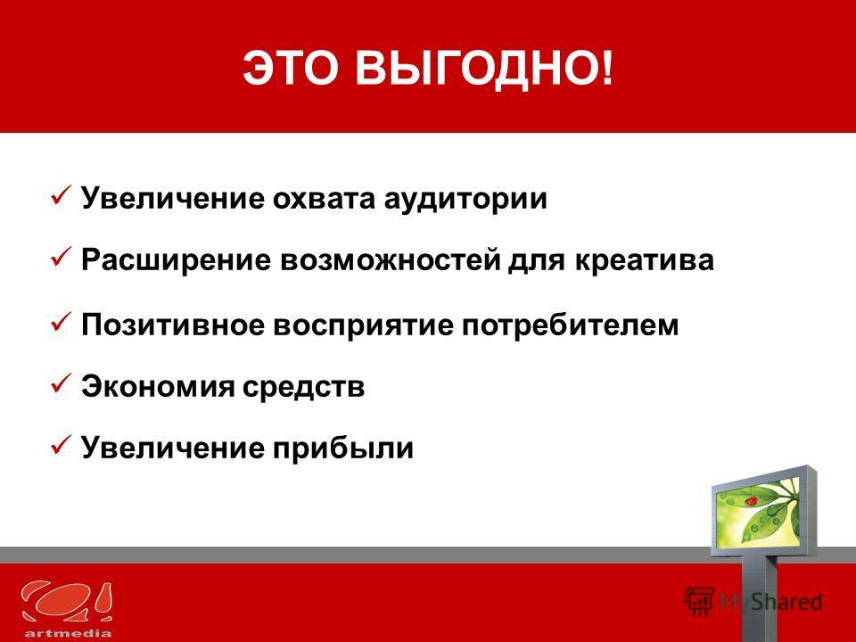 ЭТО 25 видеобордов в Киеве 1 500 000 контактов в день