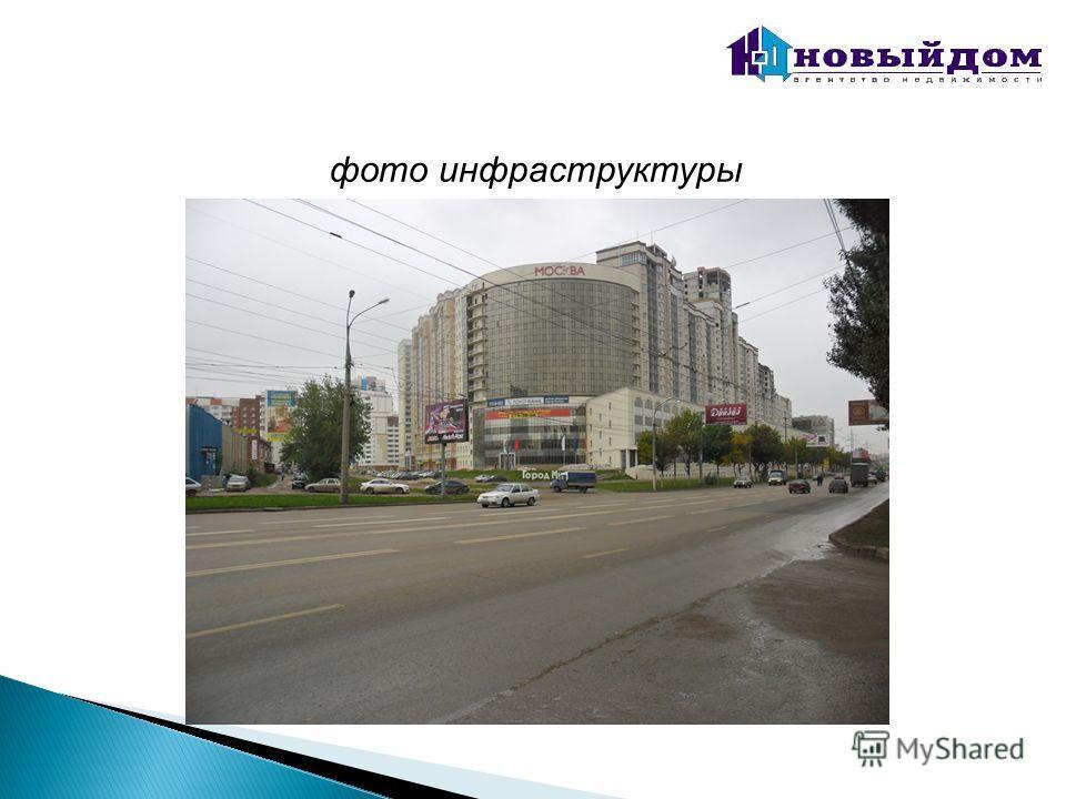 фото инфраструктуры