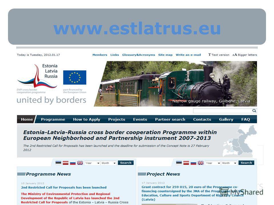 www.estlatrus.eu 30