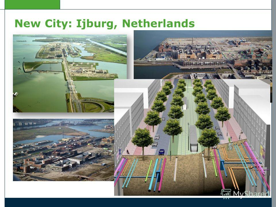 New City: Ijburg, Netherlands