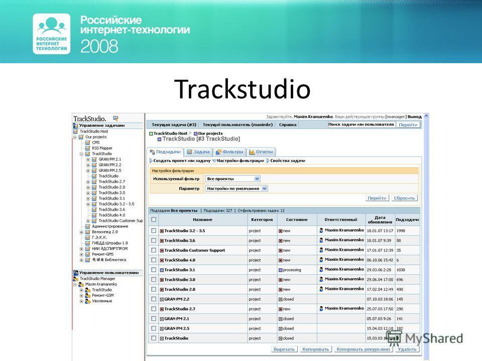 Trackstudio
