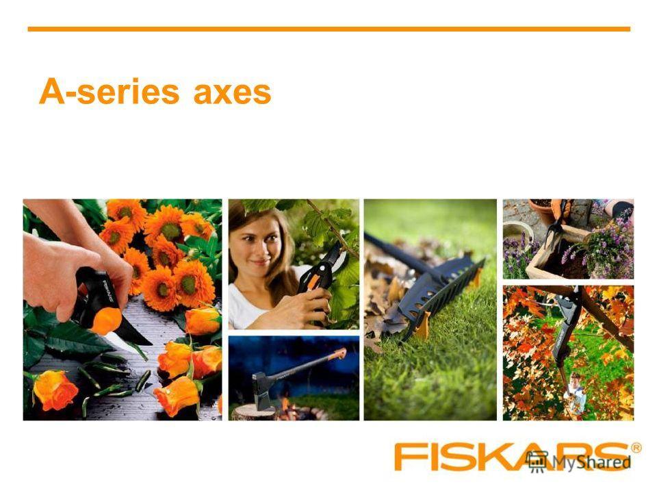 A-series axes